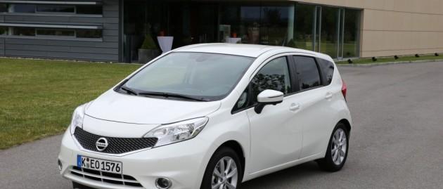 Nissan im ersten Halbjahr wachstumsstärkste Marke Deutschlands