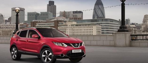 Neuer Nissan Qashqai: die Erfolgsgeschichte geht weiter
