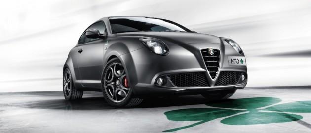 Neues Alfa Romeo MiTo Quadrifoglio Verde Topmodell