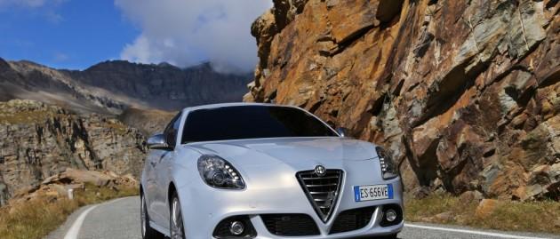 Alfa Romeo Giulietta Super – zum 60. Geburtstag mit neuem Sondermodell Euro sparen