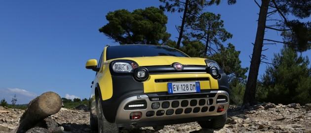 Der neue Fiat Panda Cross – der Erste seiner Art